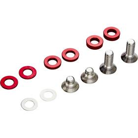 KCNC Kettinggeleider, red